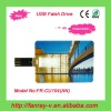 Super Hot !!! credit card usb Flash memory with high speed
