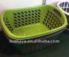 60L Plastic laundry basket