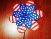 HOT Coloured nylon toy windmill