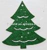 polyester felt decoration for Christmas