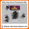 hallowmas mini plastic spiders