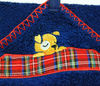 ANMIAL EMBROIDERY HAND TOWELS COTTON WHOLESALE