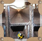 h beam welding