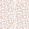 LOVE chocolate transfer sheet/transfer paper