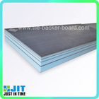 Underfloor heating tile backerboard