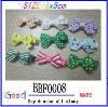 baby hair flower bow flower hair clip
