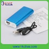 2012 New promotional product!!! Multi-functinal Aluminum shell 2000mAh rechargeable cute hand warmer