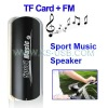 High quality Mini speaker with TF card speaker and FM radio