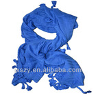 voile pure cotton scarf