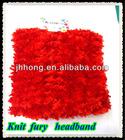 "2012-2013 NEW kids 5.5"" crochet tutu tops knitted fury headbands"