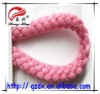 Color Decorative Hollow Polyester Rope