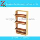 wooden shoe case(shoe shelf,shoe cabinet )SC002