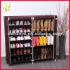 2012 cheap 9 layers adjustable shoe rack