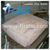 Titanium alloy billets for rolled titanium sheets Gr.2