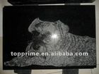 2012 Designer Granite Engraving Pet Memorial Stone