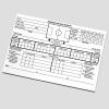 #MRP50 Match Report PAD - Football & Soccer Referee Equipment