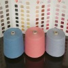 16S60S 100% COMBED COTTON COLORED YARN