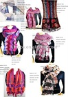 ladies & girls new scarf/shawl catalog