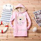 Wholesale custom hoodies with fashion printing logo hoody for women