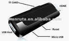 Mini USB of TV Dongle (Internet Media Player)