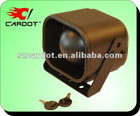 Car Alarm Siren CD-501B,back up battery siren,15/20/25W optional,12V or 24V,CE PASSED