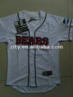 High quality embroidery & applique Baseball Uniform
