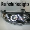 kia forte headlights