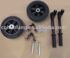 gasoline generator spare parts 2 wheels and handels , 8 inc,convenient)