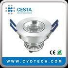 no UV 3W LED Ceiling light