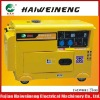 portable 6KVA Silent Diesel Generator set