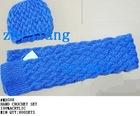 hand crochet set