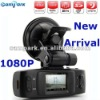 Full HD 1080P Video Camera with 4 IR LEDs for Car