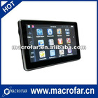 5inch gps and navigation system with 128MB DDR 4GB wince6.0 (MF-5036)