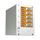 NS-520- 5 Hot Swappable HDD trays NAS Network attached storage