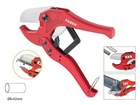 Plastic pipe cutter