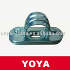 Zinc galvanized conduit fittings Distance Saddle