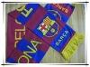 Barcelona Cotton Lint Fans Scarf