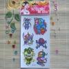 2011 SDK tattoo sticker