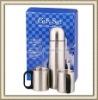 Thermos flask mug set