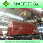 no pollution high profit Waste Tyre's Oil Making Machinery