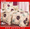 Luxury beautiful 4PCS 100%cotton bedding sets