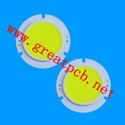 led round cob al pcb base board