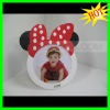 tabletop Mickey Mouse wooden photo frame