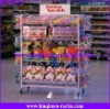 KingKara KASR217 Wire Custom Display Basket Racks For Display