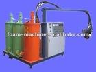 pu foam production machine