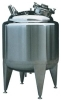 aseptic storage tanks(stainless steel storage tanks)(CE certified)