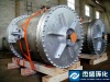 Detachable type spiral heat exchanger, SHE