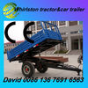 agricultural tractors trailers