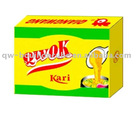 qwok 10g/pc curry seasoning cube