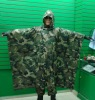 The hight quality,reasonable price,PU 200gms-250gms,rip-stop waterproof army army raincoat
